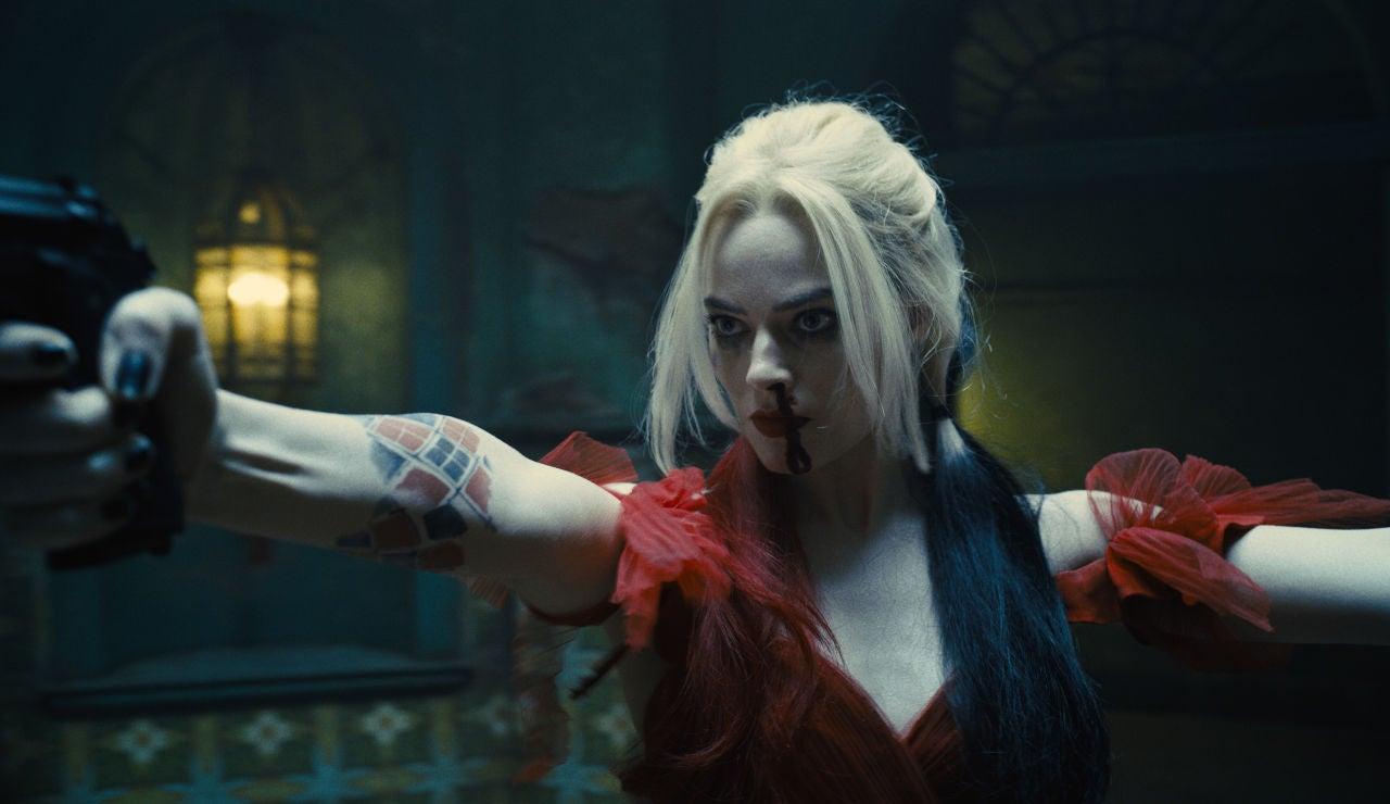 Margot Robbie en 'El Escuadrón Suicida'