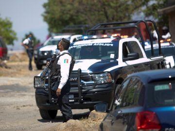 Asesinan a ocho presuntos sicarios en un campamento clandestino en México