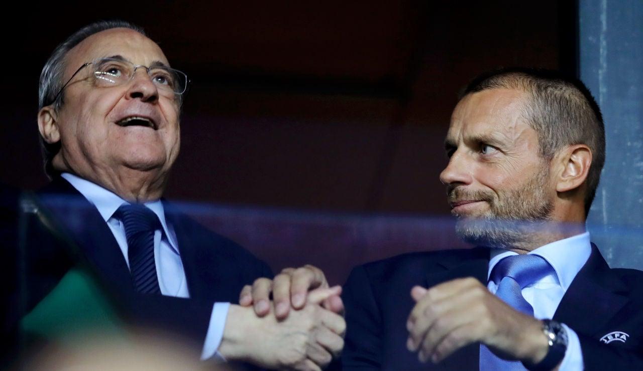 La UEFA se ve obligada a revocar todas sus actuaciones contra los clubes fundadores de la Superliga