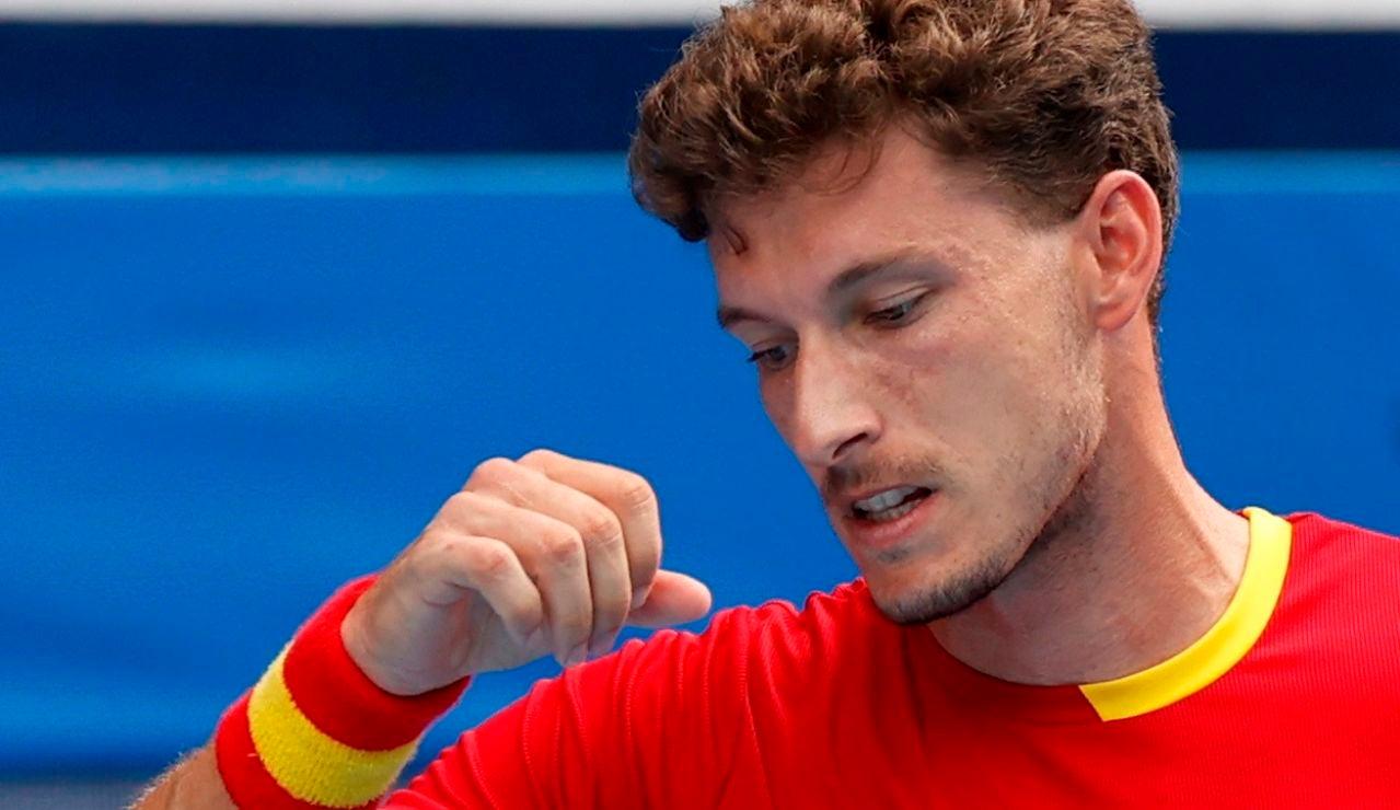 Pablo Carreño cae ante el ruso Kachanov y jugará por el bronce en Tokio 2020