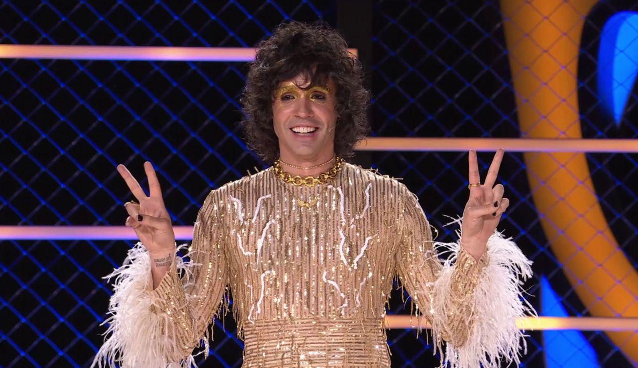 Javier Ambrossi se alza con los prismáticos de oro: ¡Ha sido el que más ha acertado!