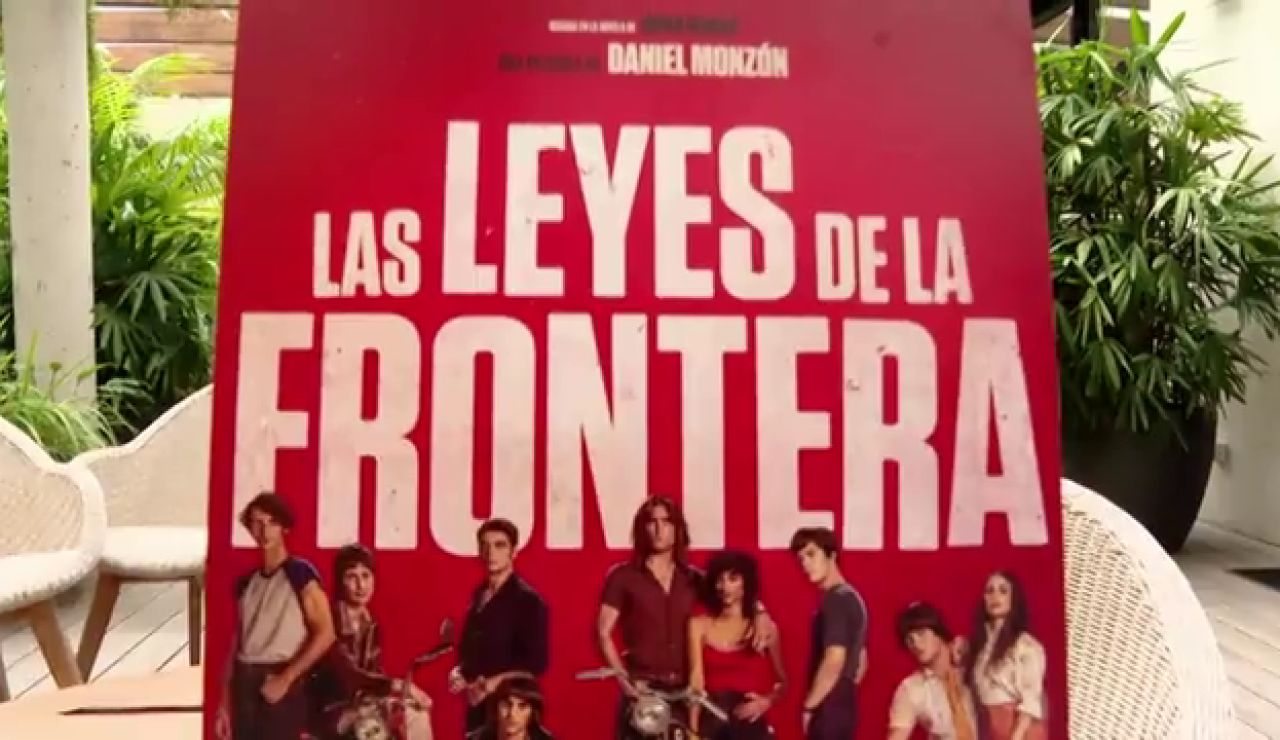 'Las leyes de la frontera', la nueva película de Daniel Monzón y Atresmedia, cerrará la 69ª edición del Festival de Cine de San Sebastián