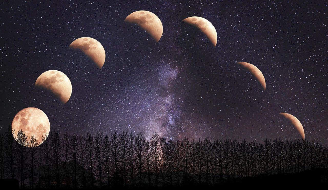 Calendario lunar de agosto 2021: Las fases de la luna este mes