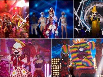 ¿Qué actuación de la Gran Final de 'Mask Singer' ha sido tu favorita? ¡Vota por ella!