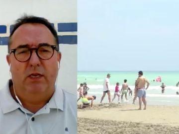"""José Luis Yzuel: """"El turismo de interior está tirando del carro"""""""
