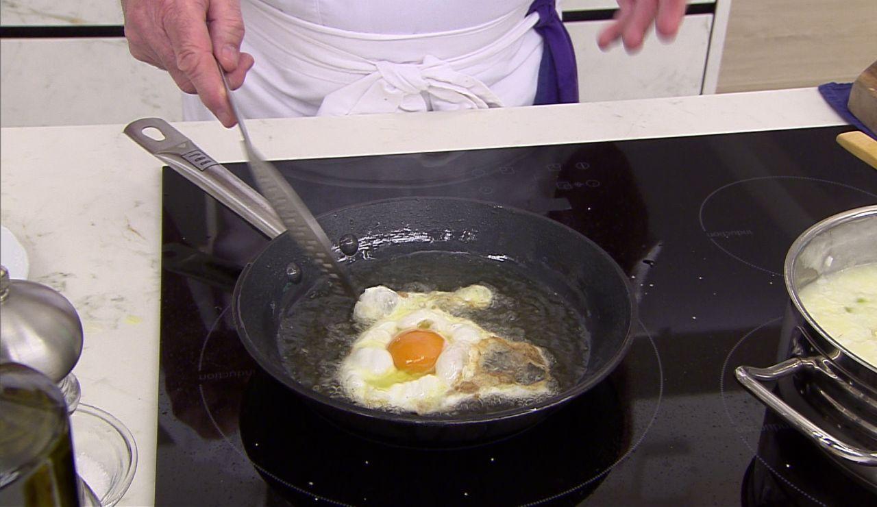 truco huevos