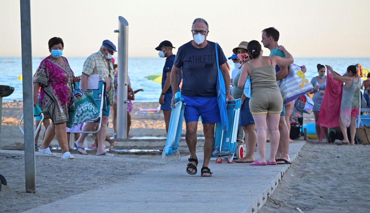 El TSJA avala el toque de queda en Marbella y Estepona, en Málaga