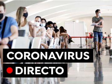 COVID-19: Última hora de la vacuna, nuevas restricciones y datos de coronavirus en España, en directo