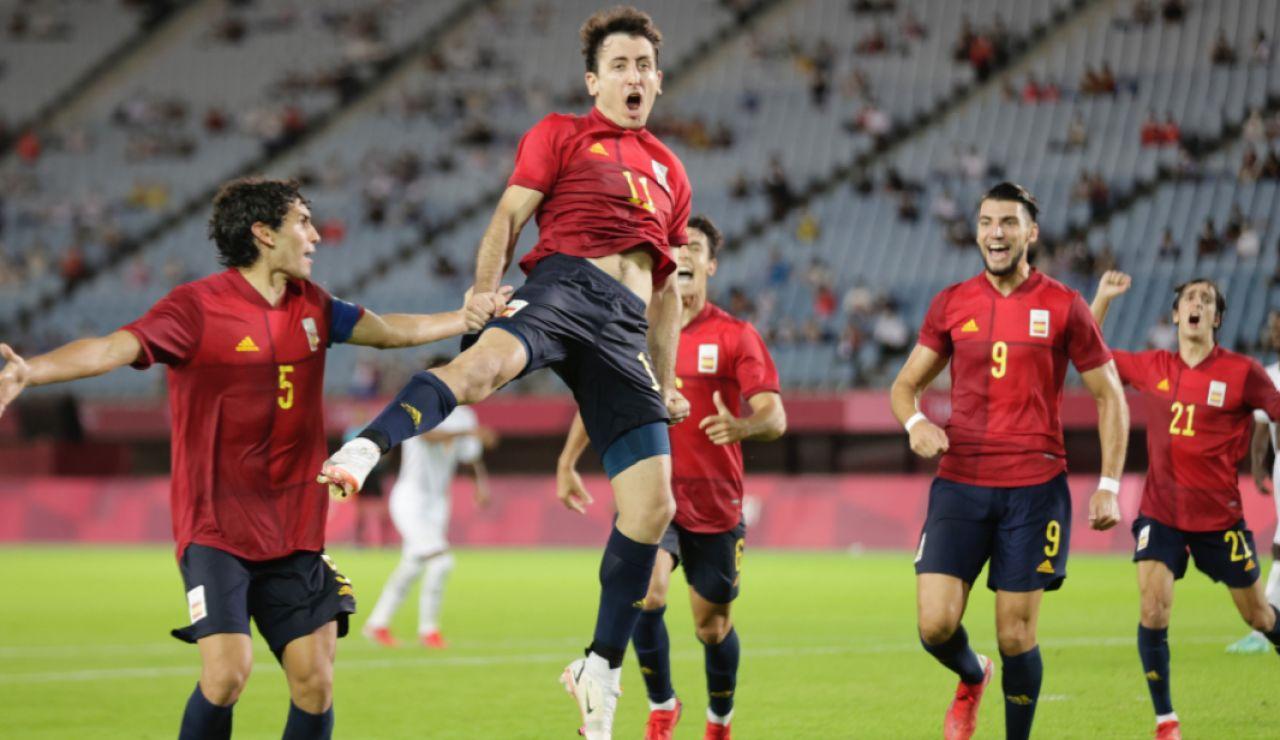 España vence en la prórroga a Costa de Marfil en un partido loco y ya está en semifinales