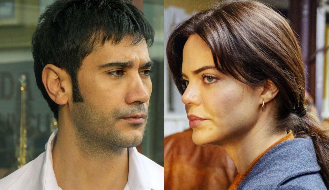 Yilmaz y Züleyha en 'Tierra Amarga'