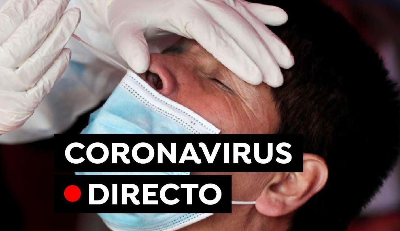 Coronavirus España hoy: Última hora de las restricciones, vacuna y contagios en directo