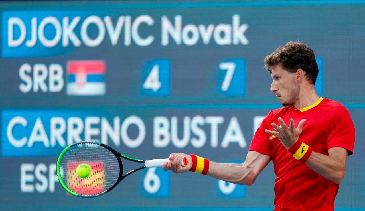 Pablo Carreño gana a Djokovic en un partidazo y se cuelga en bronce en los Juegos Olímpicos
