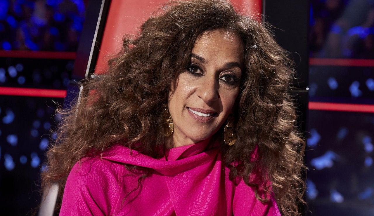 Rosario Flores en 'La Voz Kids'
