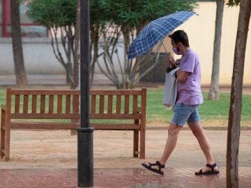 Lluvias y tormentas
