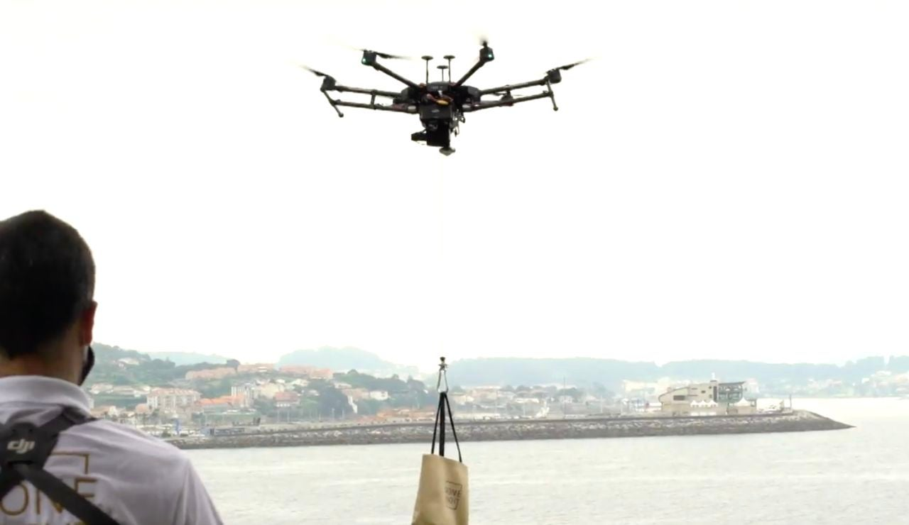 Dron 'delivery'