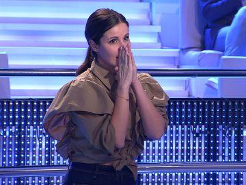 Marta Torné se salva de caer gracias a una dulce amenaza de Palmira