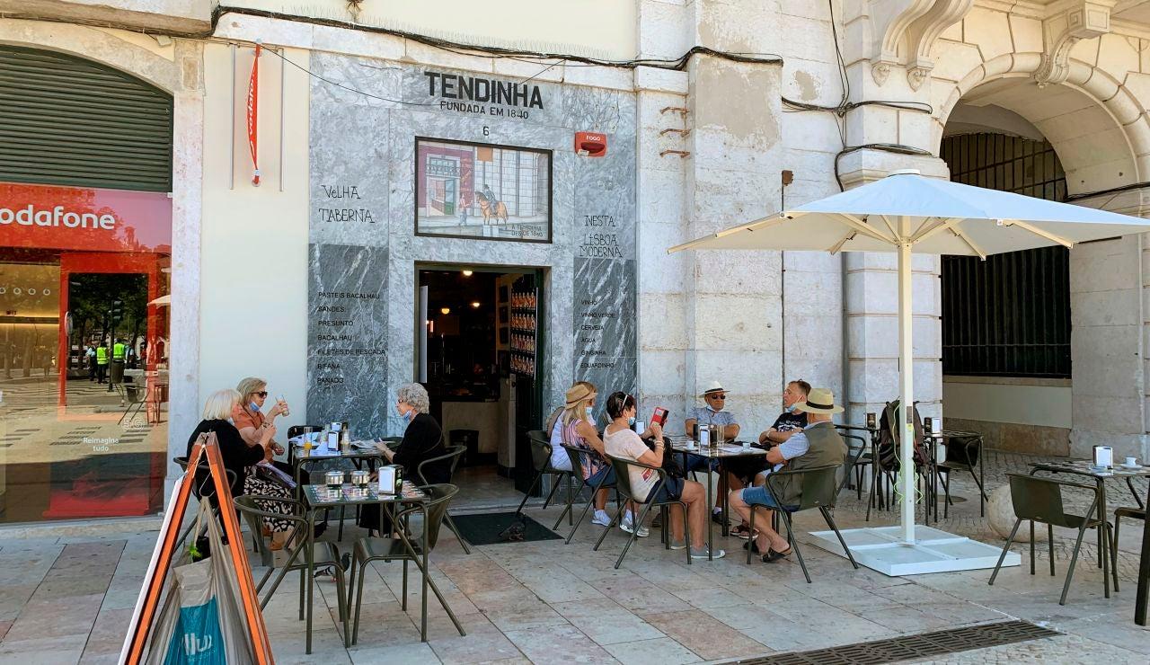 Restaurante en Lisboa