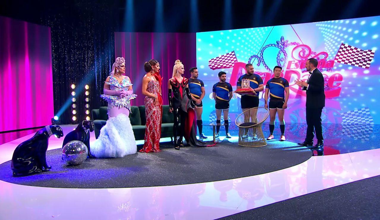 El sentido mensaje de los protagonistas del makeover a las tres reinas finalistas