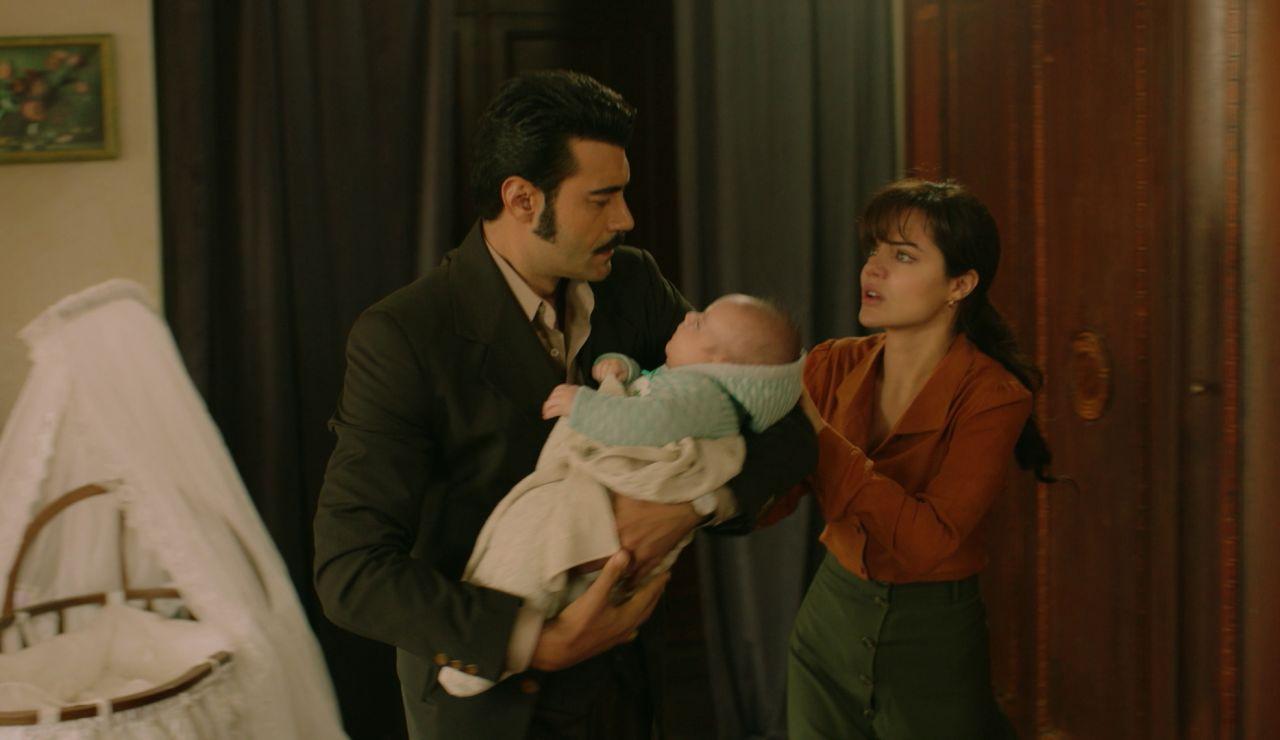 Demir se venga de Züleyha y la separa de su bebé
