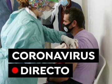 Coronavirus España: Última hora de las vacunas, restricciones y contagios, en directo