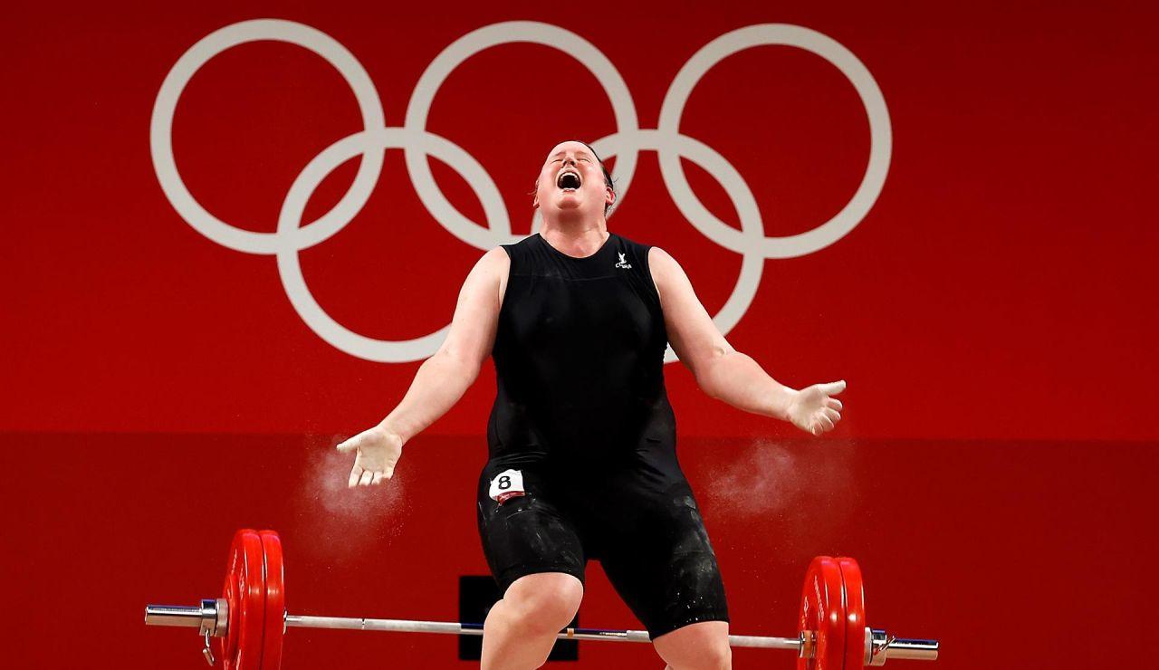 """Laurel Hubbard, la primera atleta transgénero que participa en unos Juegos Olímpicos: """"Unos me apoyan y otros no"""""""
