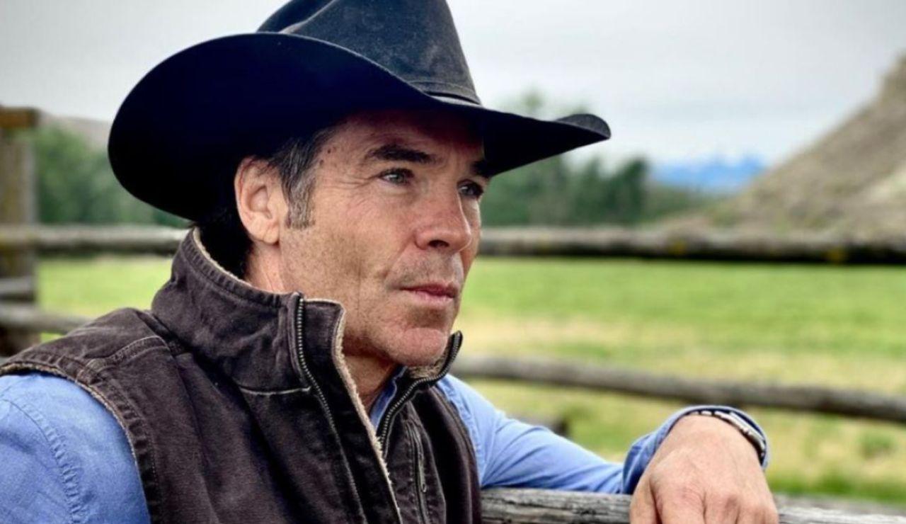 Jay Pickett en 'Treasure Valley'