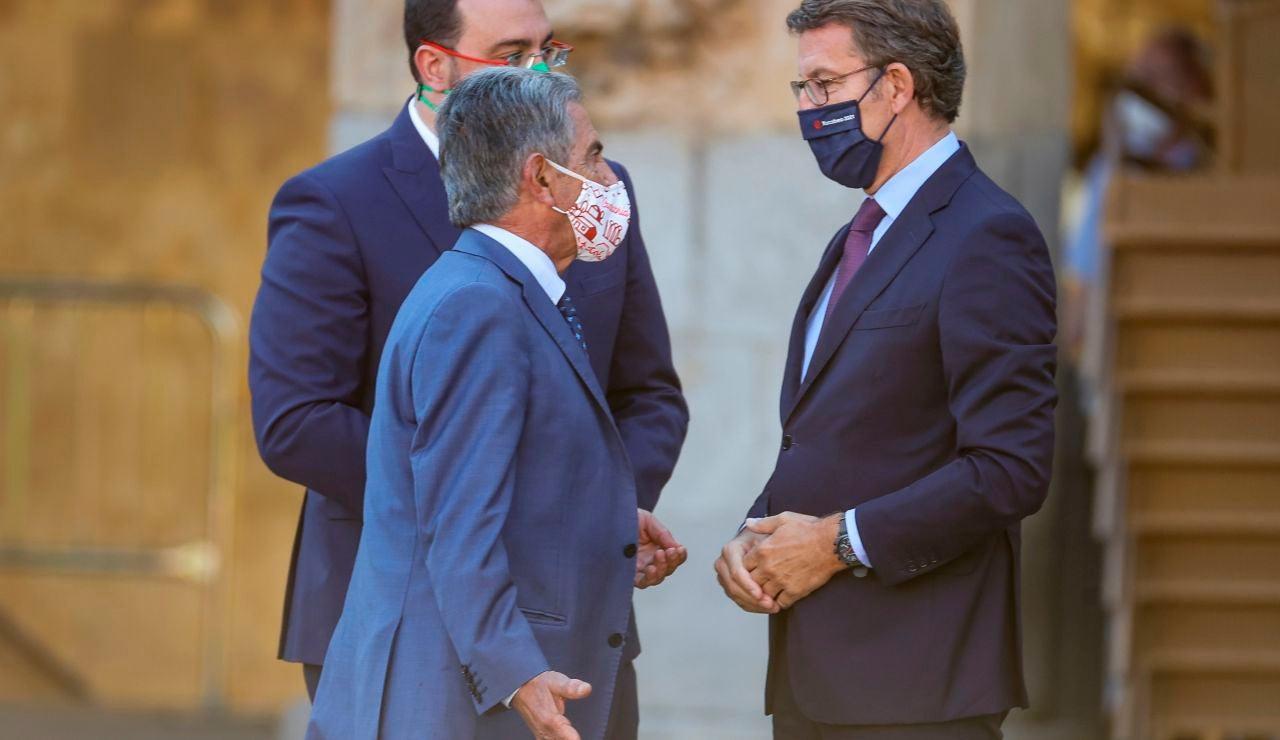 Miguel Ángel Revilla y Nuñez Feijóo
