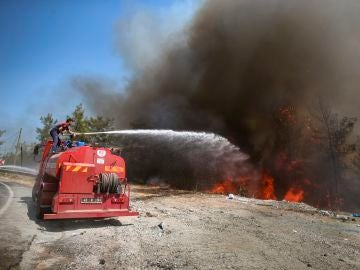 Incendios en Turquia
