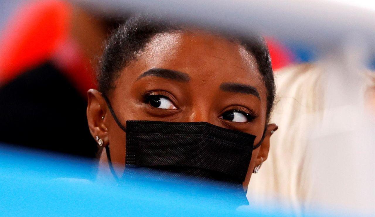 Simone Biles participará en la final de barra de equilibrio de los Juegos Olímpicos