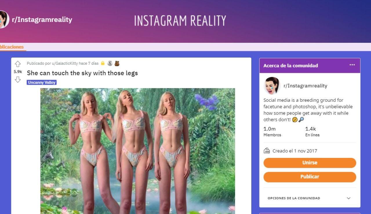 Los 20 mayores desastres de photoshop jamás publicados en Instagram