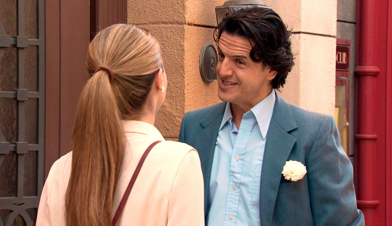 Sergio incomoda a Maica con un precipitado paso en su relación