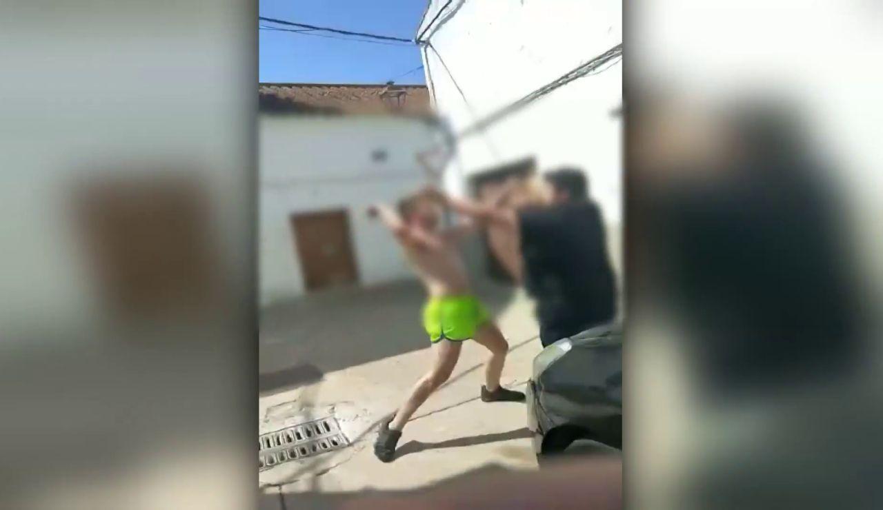 Imponen una multa de 500 euros al agresor homófobo de Peñaflor