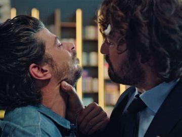 """Han y Uygar, enfrentados por Inci: """"Todo esto es por tu culpa"""""""