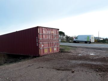 La Guardia Civil encuentra el cadáver de una mujer dentro de un camión en Nombela, Toledo