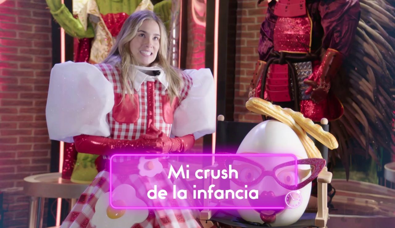 ¿Quién fue el crush de María Pombo en su infancia? ¡Lo confiesa en el 'Test de los cinco segundos'!