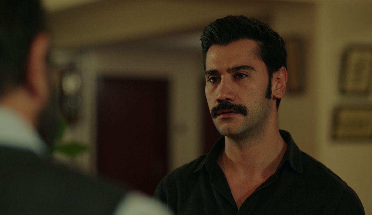 """Yilmaz pierde la confianza en Züleyha: """"A una persona que quieres no le haces eso"""""""