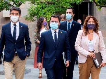 La Generalitat pide prorrogar el toque de queda por el coronavirus 2 semanas en 167 municipios