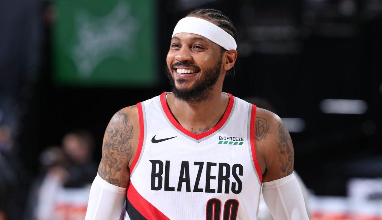 Los Angeles Lakers apuestan por Carmelo Anthony y jugará junto a su amigo LeBron James la próxima temporada