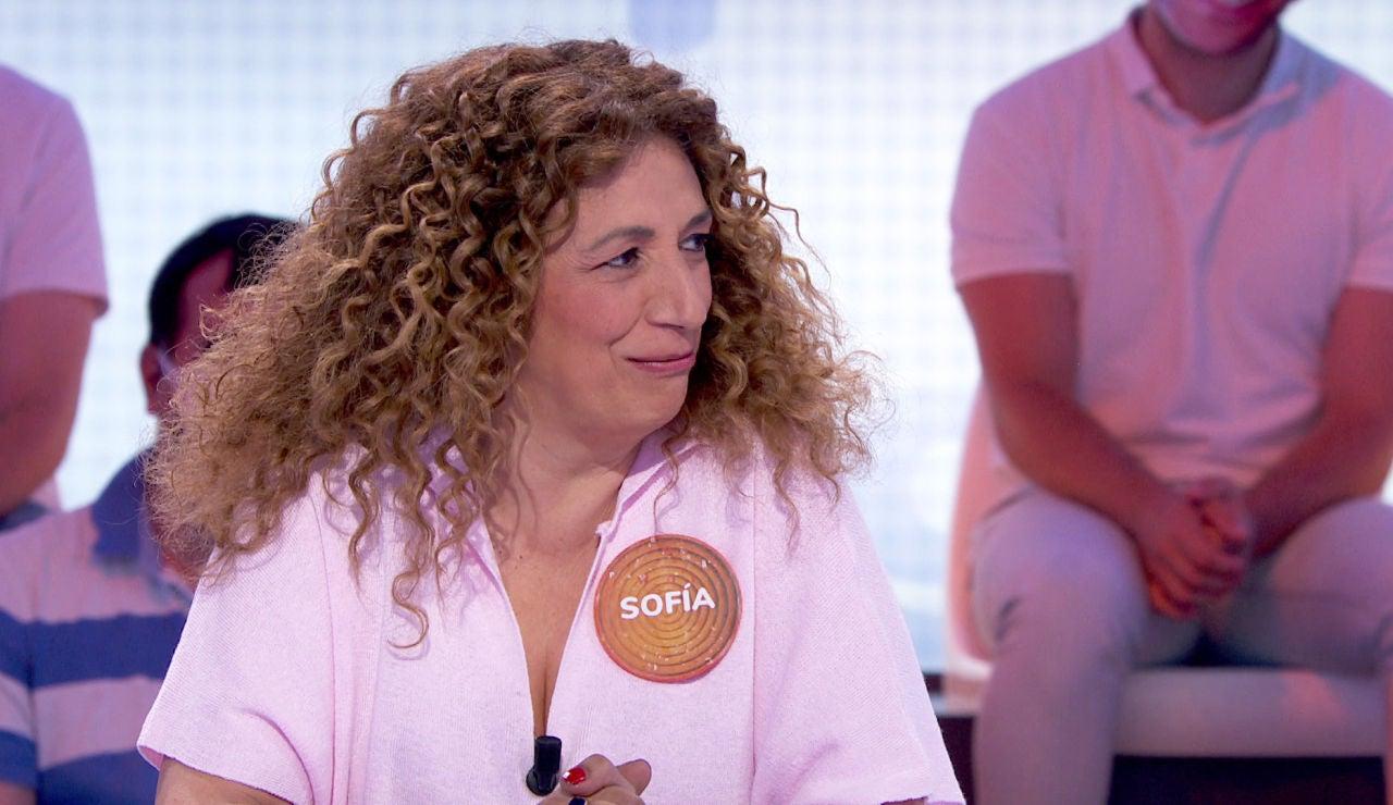 """""""Que le regalen un peine"""", entre los comentarios que recibe Sofía por la calle tras ser reconocida por concursar en 'Pasapalabra'"""