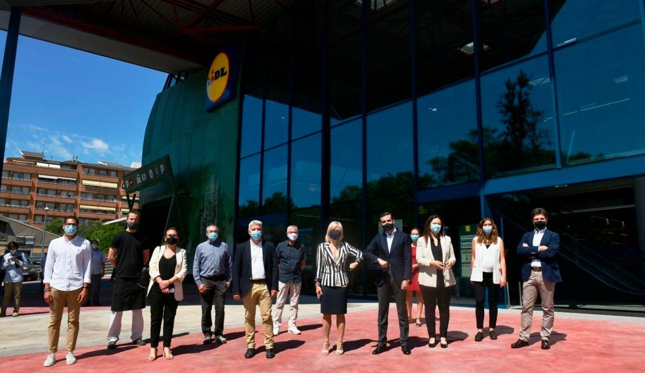 Lidl publica nuevas ofertas de trabajo para cubrir 48 vacantes vacantes en diferentes establecimientos de España