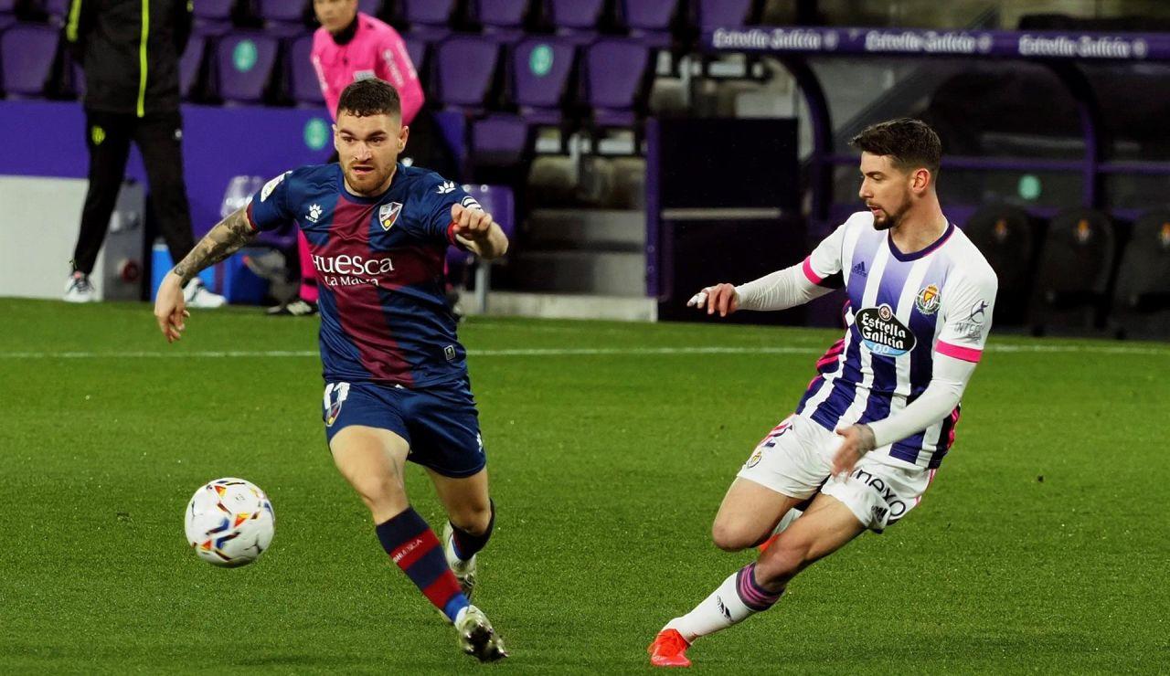 El público vuelve a los estadios de fútbol en Valladolid y Mallorca con motivo de los torneos de verano