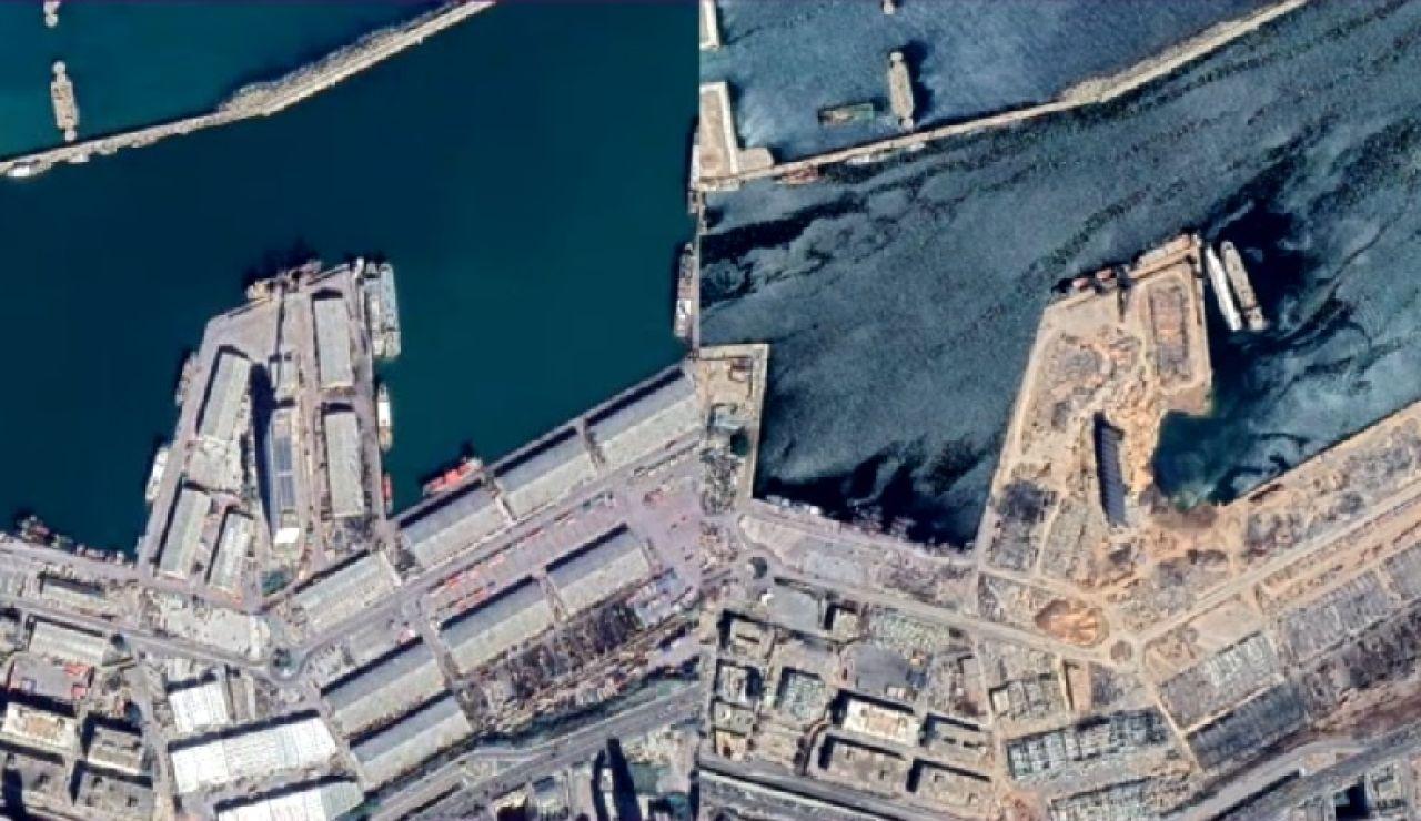 Líbano, un país dividido y sin responsables un año después de la explosión en el puerto de Beirut