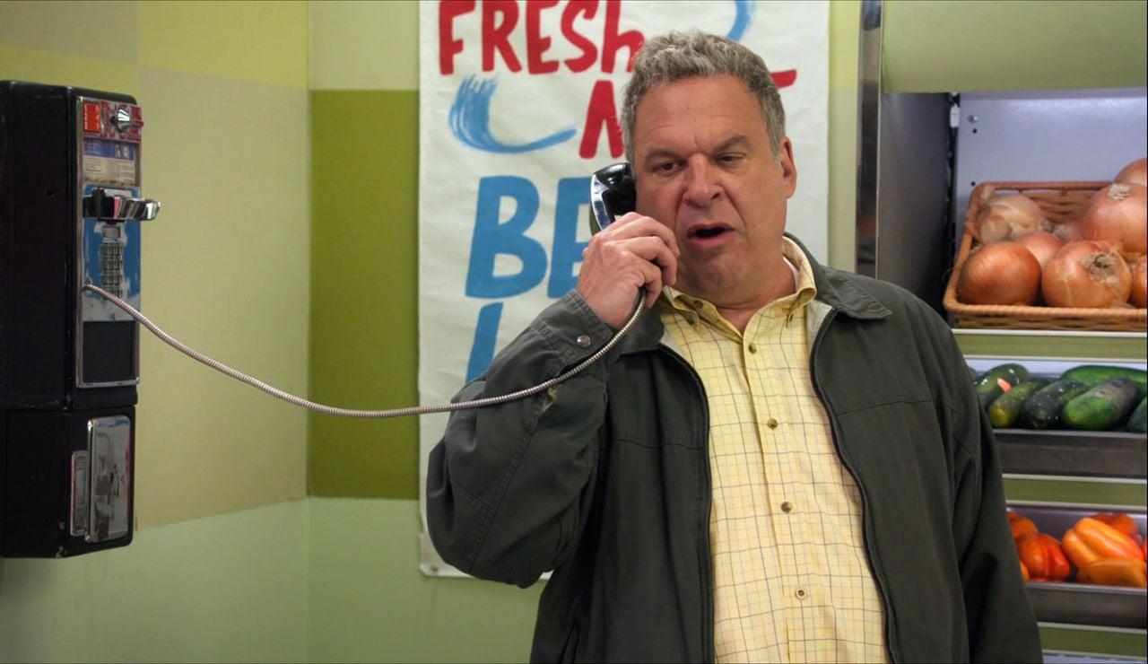 Murray se desespera con el teléfono