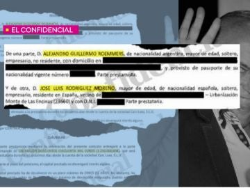 Sumario del caso José Luis Moreno.