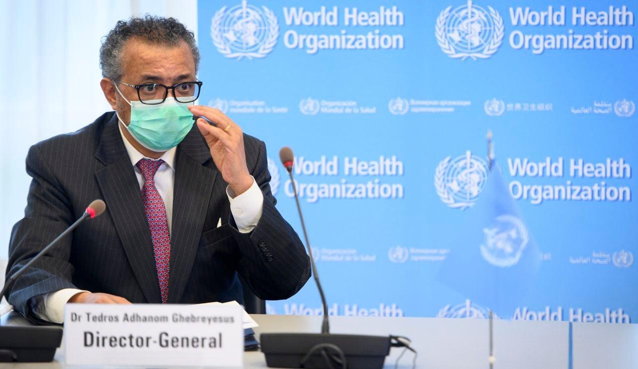 La OMS pide que no se administre una tercera dosis de la vacuna contra el coronavirus hasta septiembre