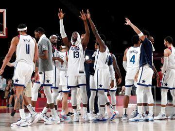 Estados Unidos se impone a Australia y luchará por su cuarto oro olímpico consecutivo