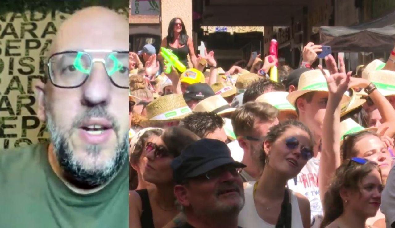 Valoraciones del director del Festival Sonorama.