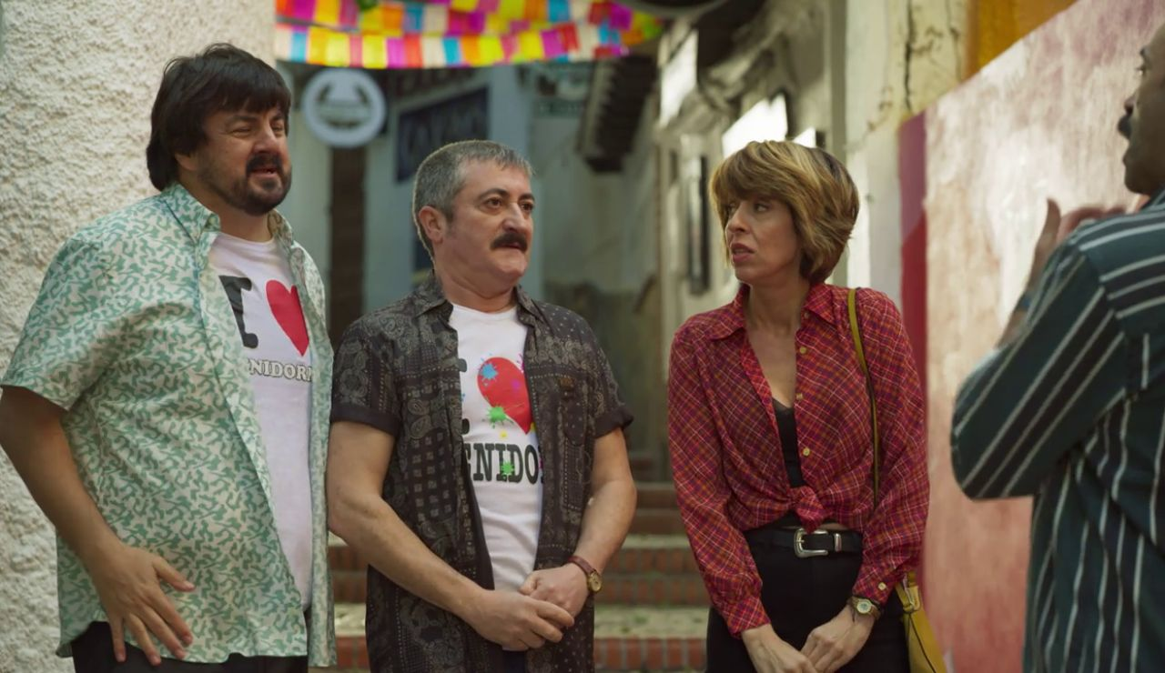 Patxi, Bego y Korta descubren la verdadera identidad de María Miranda