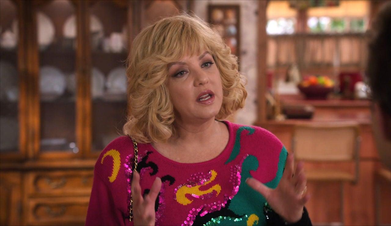 Beverly quiere organizar una fiesta