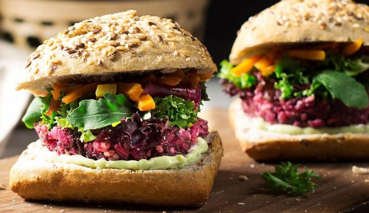 Gama de productos veganos y vegetarianos de Lidl